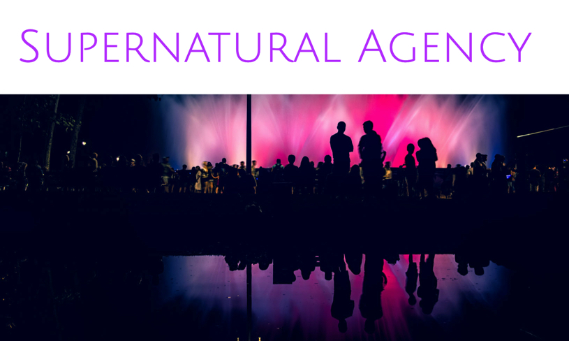 What Should I Name My Supernatural Agency?